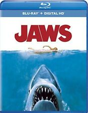 Jaws [New Blu-ray] UV/HD Digital Copy, Digital Copy, Snap Case