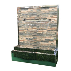 Stone Brick Water Feature Fountain MCLST389 Metro Melbourne Only ($50 Delivery)