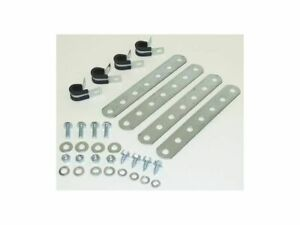 For 1960-1961 Plymouth Sport Wagon Auto Trans Oil Cooler Mounting Kit 93264TP