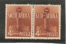 1941   SOUTH AFRICA - SG  92  - WAR EFFORT - BI-LINGUAL PAIR - UMM