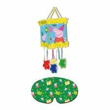 Pinata en Carton PEPPZ PIG - Déco Fêtes Anniversaire Enfants