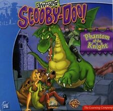 Scooby-Doo Phantom of the Knight  Builds thinking and problem-solving skills