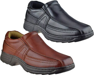 Mens Ultra Lightweight Formal Casual Comfortable Driving Smart Walking Shoes
