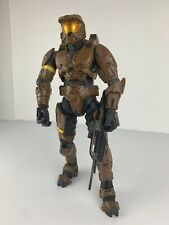 "Halo 3 12"" Master Chief Figure - McFarlane Toys 12 inch (Brown) Halo Figure DMR"