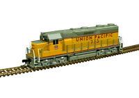 Union Pacific GP-35 Diesel Locomotive Atlas Master Silver #40004284 N Scale