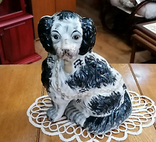 More details for large king charles spaniels figure.  ref 2481