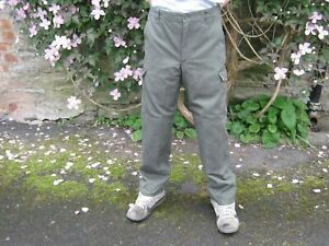Austrian Army Ripstop Trousers Lightweight Combat Field Military Surplus