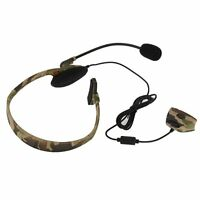 Headset Headphone with Microphone for Xbox 360 Live Camouflage TP