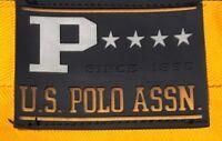 Men's>>Jeans>>U.S. Polo Assn>>Size 40X34>>100% Cotton>>Zipper Fly>>Carpenter