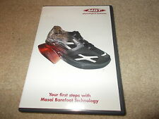 DVD MBT Your First Steps With Masai Barefoot Technology Physiological Footwear