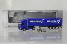 """Herpa Volvo FH12 Containersattelzug """"Panalpina – on 6 Continents"""" /H4147"""
