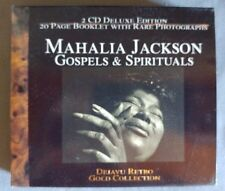 Mahalia Jackson Gospels & Spirituals Gold Collection - 2 CD Deluxe Edition
