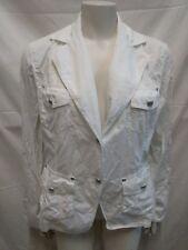 giacca jacket donna Oltre estiva puro cotone taglia 48