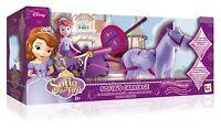 Disney Sofia Doll RC IR Radio Remote Control Car Horse Minimus Ages 3+ Girls Toy