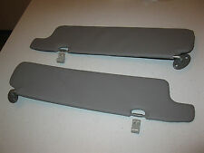 89-05-Pair of Sun Visor/Sun Blind /Shade (Left+Right) WITHOUT CLIPS