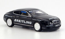 MINICHAMPS 2007 Bentley Continental GT, World Record Car on Ice-Almost Sold Out!