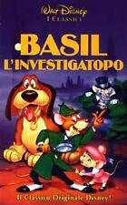 Basil l'Investigatopo (1986) VHS