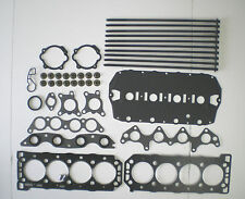 HEAD GASKET SET & BOLTS MG MGF MGTF MGZR ROVER 25 Vi 200 418 VVC 1.8 MLS UPRATED