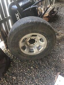 "16"" wheel to suit Nissan Patrol"
