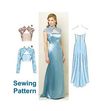 Kwik Sew K3516 Pattern Misses Dress & Jackets Sizes XS-XL BN
