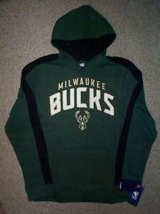 (2021-2022) Milwaukee Bucks ($55) nba Jersey Sweatshirt Adult MENS/MEN'S (xl)