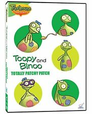 Toopy and Binoo: Totally Patchy Patch (DVD, 2014, Canadian) *FREE Shipping*