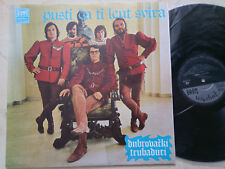 DUBROVACKI TRUBADURI Pusti Da Ti Leut Svira *60s YUGO BEAT-POP*ORIGINAL LP*