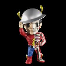 Xxray X Dc Comics-El Flash disecado figura de vinilo de arte (10 cm) [dorado]