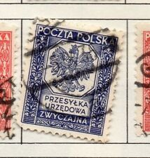 Poland 1929-38 Early Issue Fine Used  190915