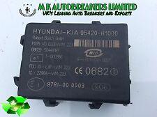Hyundai santa fe de 06-09 clés à distance antidémarrage ecu module (breaking parts)