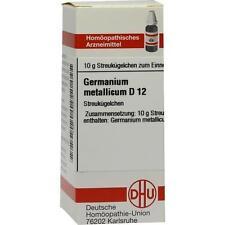 GERMANIUM MET. D 12 Globuli 10 g PZN 7456832