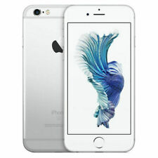 Apple iPhone 6s 32GB Verizon + GSM Unlocked 4G LTE Smartphone - Silver