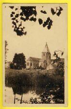 CPSM France 89 - MASSANGIS (Yonne) Le CLOCHER se mirant dans l'Eau