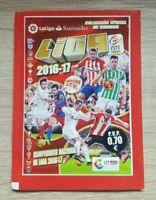 Panini 1 Tüte La Liga Este 2016 2017 Bustina Pochette Pack Sobre 16 17 BBVA