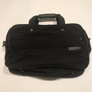 Briggs & Riley Travelware Carry-On Bag Shoulder Overnight Business Expandable