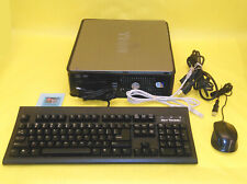 Dell Optiplex 745 Intel Core 2 6300 1.86Ghz 4Gb Ram 80Gb Hdd Lpt/Com Port System