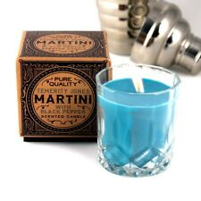 Martini and Black Pepper Scented Candle