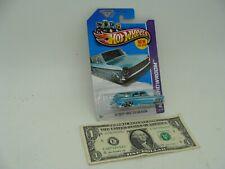 Hot Wheels Teal '64 Chevy Nova Station Wagon - HW Showroom - 2013