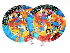 """~ MICKEY MOUSE & FRIENDS ~2-  18"""" ROUND MYLAR  BALLOONS-  PARTY  SUPPLIES"""
