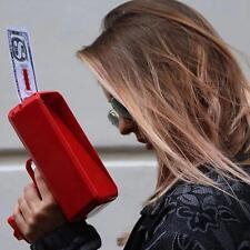 Creative Brand New Cash Cannon Money Gun SS17 Make It Rain Money Gun Red BI