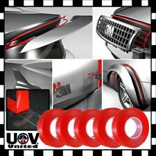50FT 3M Double Sided Adhesive Foam Sticky Tape Clear Transparent Car Truck Auto