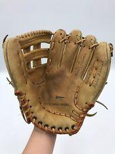 Vtg Montgomery Ward Professional Model Baseball Glove RHT 60-21150 Prime Leather
