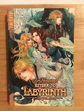 Return to Labyrinth, Jim Henson's vol. 4 / manga *NEW* *Final Vol* Out of Print