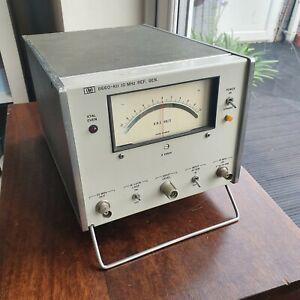 Vintage HP 8660-KII 10 MHz REF. GEN. - Poss Signal Generator