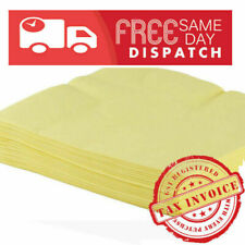 PALE YELLOW  Tissue Paper Acid Free, Food Grade (Made in NZ) 510x750mm 500 SHEET
