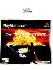 Spy Hunter Demo EUR PS2 Retro Playstation Videogame Videojuego Completo Mint St