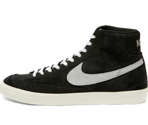 Nike Blazer Mid 77 Suede Black Size 10 US Mens Shoes Sneakers
