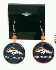 Denver Broncos Earring