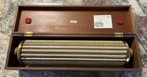 Antique Keuffel & Esser Hoboken, New Jersey Thacher's Calculating Instrument