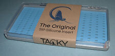 Tacky Original Slit Silicone Insert Fly Box - Fly Fishing Fly Storage OB0010514